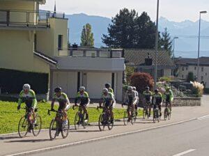 Rontal Cycling Samstag-Ausfahrt @ Velo Scheidegger