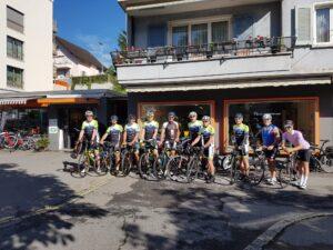 Rontal Cycling Mittwochabend-Ausfahrt @ Velo Scheidegger